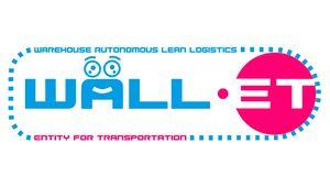 Eine autonome robotische Einheit für Transportaufgaben in der Logistik