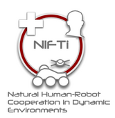 Natural human-robot cooperation in dynamic environments