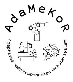 AdaMeKoR Teilvorhaben: Roboterarm-Assistenzsystem und robotische Gesamtkonzepte für den Patiententransfer
