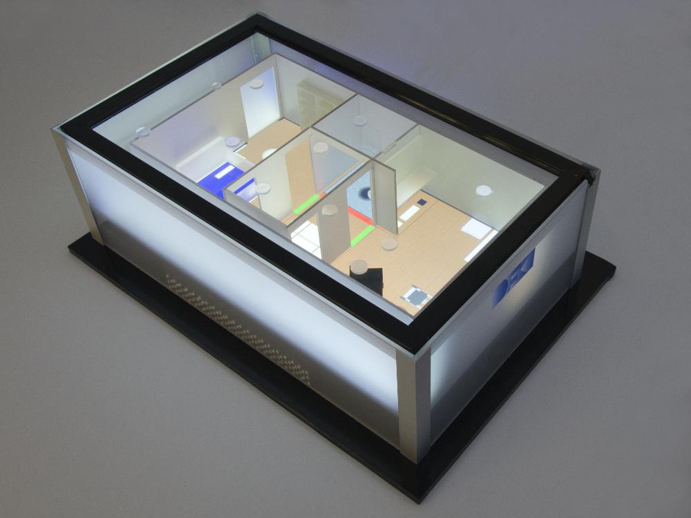 Interaktives 3D-Modell des BAALL