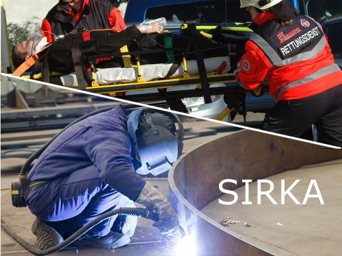 SIRKA Anwendungsgebiete