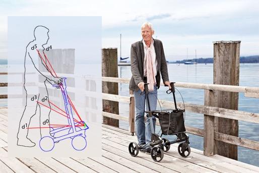 ModESt Sensormodul-Skizze zur Haltungserkennung