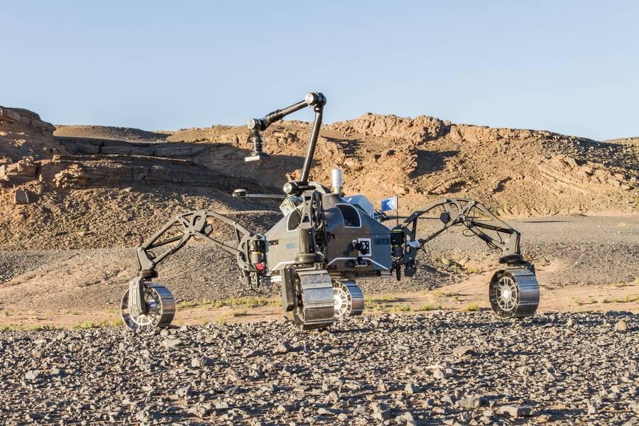 Rover SherpaTT