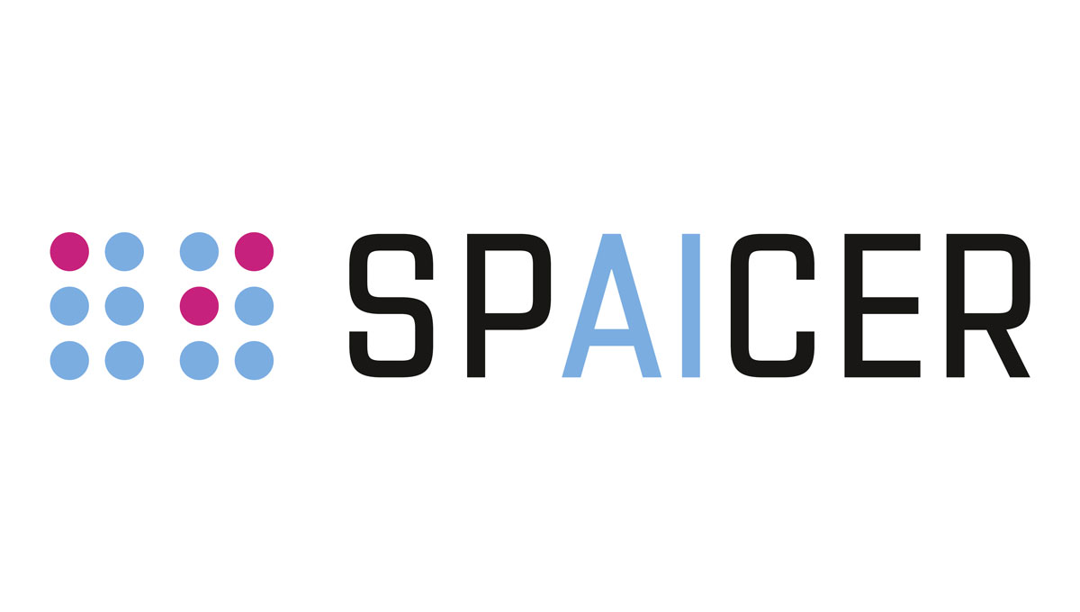 [Translate to English:] SPAICER Projekt Logo