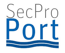 Scalable Security Architectures for Commercial Workflows in German Harbours