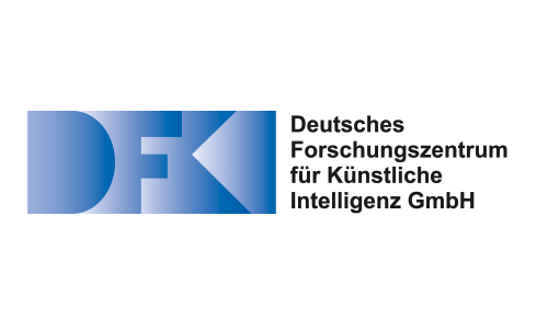 [Translate to English:] DFKI Logo