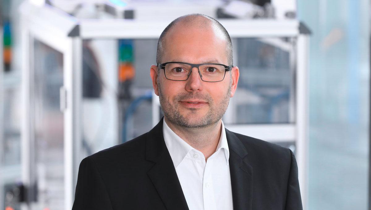 Portrait Prof. Martin Ruskowski