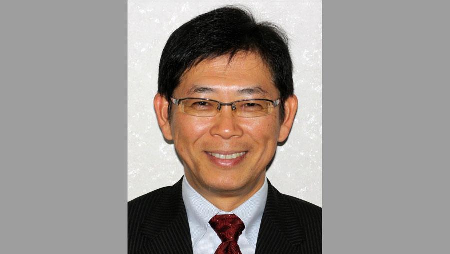 Portrait of Prof. Koichi Kise