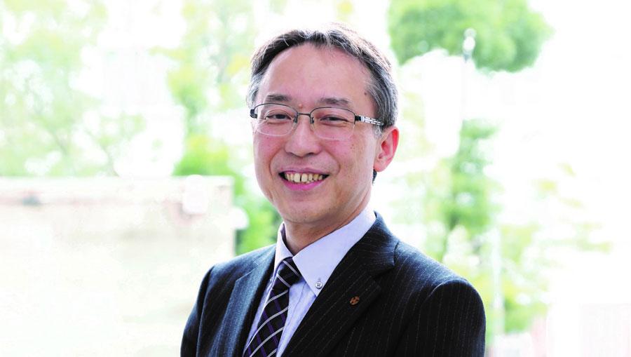 Portrait of Prof. Masahiro Tatsumisago