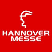 [Translate to English:] Hannover Messe Logo