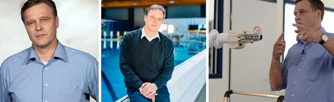 Portraits (Download) Prof. Dr. Frank Kirchner