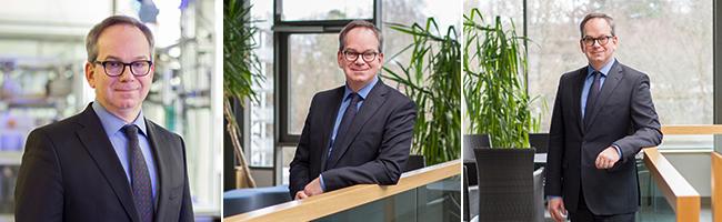 Portraits (Download) Prof. Dr.-Ing. Hans Dieter Schotten