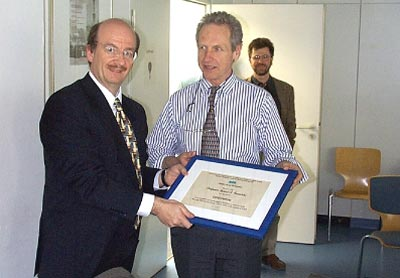 Prof. Dr. Robert A Kowalski, Imperial College in London, England, 31. März 1998