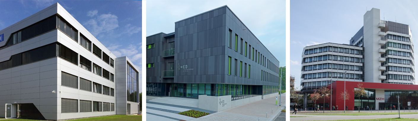 DFKI-Bremen Osnabrück Gebaeudeansicht