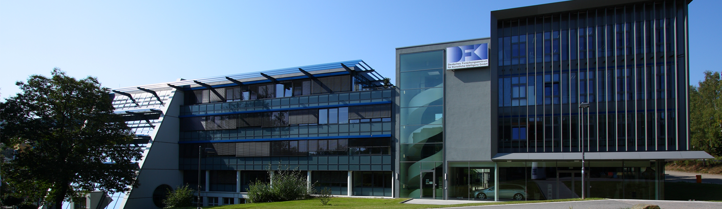 DFKI Gebäude Saarbrücken