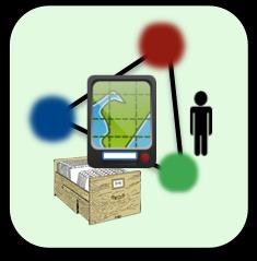 Standardisierung der Geobox-Infrastruktur – Dezentrale Datenhaltung und regionale Vernetzung