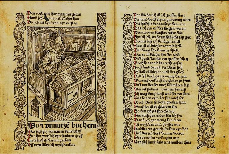 Scan des Buchs von 1494