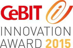 CeBIT Innovation Award Logo