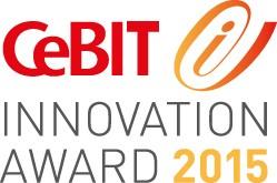 CeBIT Innovation Award Logo