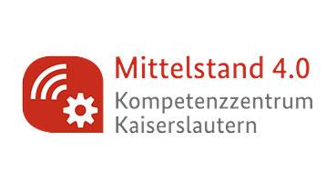 Logo des Mittelstand 4.0-Kompetenzzentrum Kaiserslautern