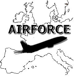 Logo: AIRFORCE