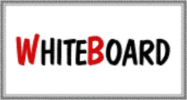 Logo: WHITEBOARD