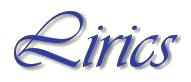Logo: LIRICS