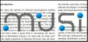 Logo: MUSI