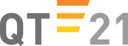 Logo: QT21